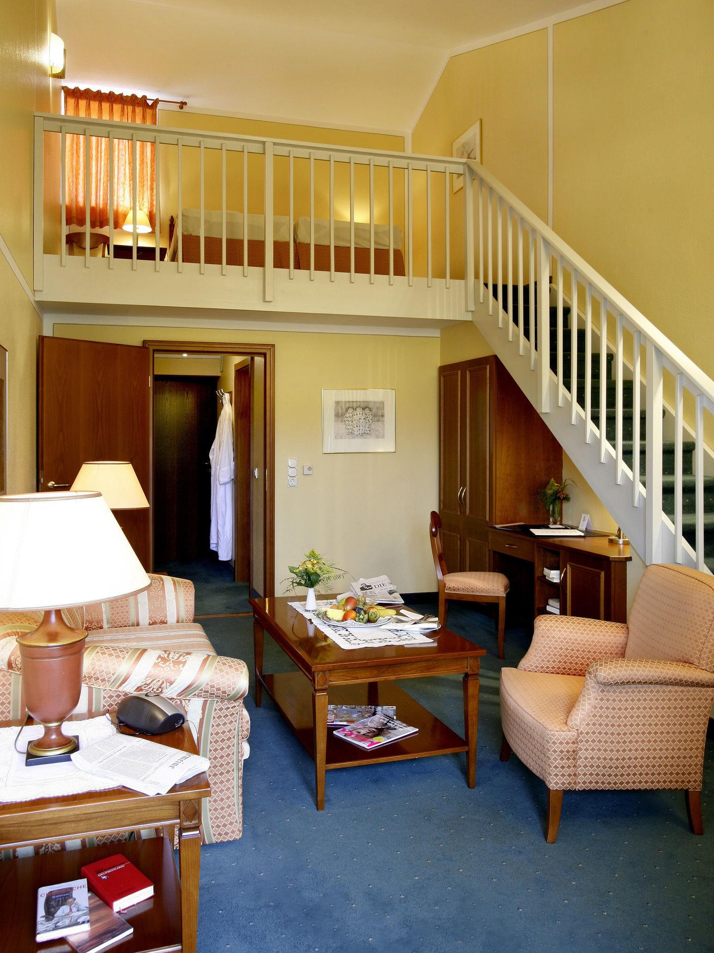 Hotel Bad Birnbach Bademantelgang